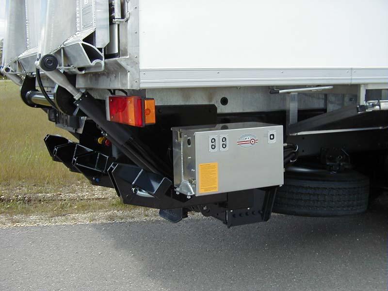 Hydraulic Lift Tailgate : Titan aht hydraulic tailgate lifts and loaders australia